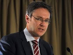 Ги Дебел, заместитель президента резервного банка Австралии