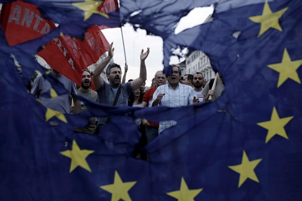 Watching Developments As Greek Rescue Efforts Shelved By European Finance Chiefs