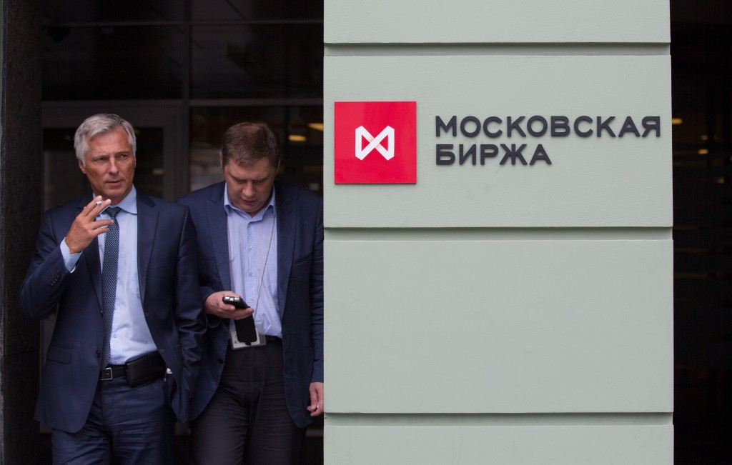 Inside Moscow Exchange Ahead Of Earnings