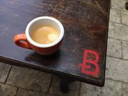 bitoin coffee