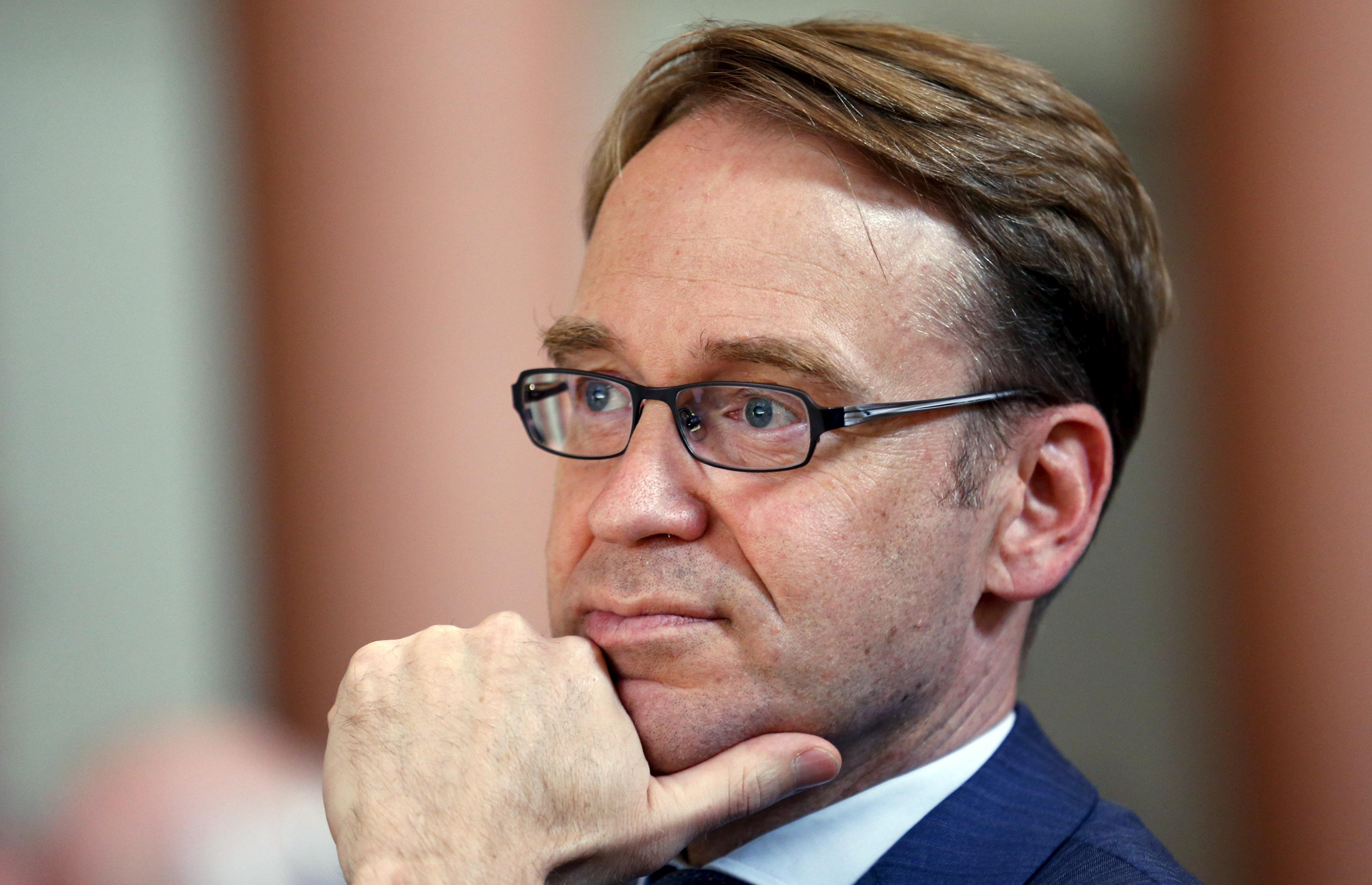 Глава Бундесбанка Йенс Вайдман
