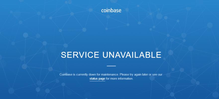 coinbase-down-screeshot
