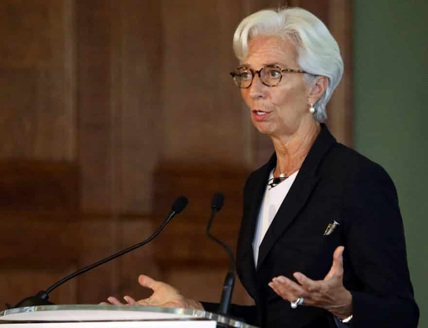 Глава МВФ несчитает криптовалюты угрозой для банков
