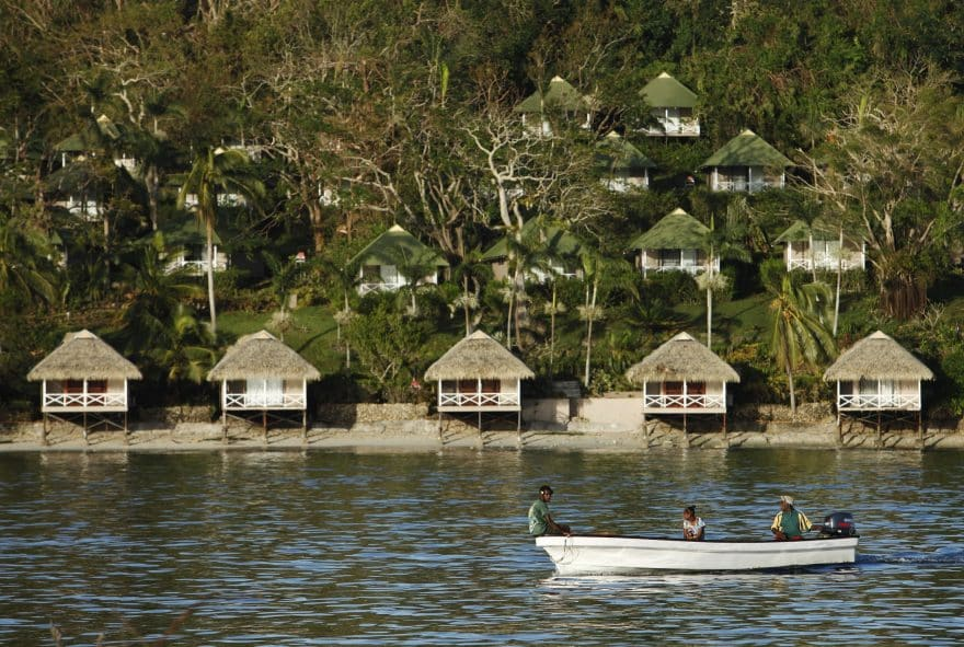 Тихоокеанский остров реализует  гражданство за44 биткоина